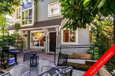 Lynn Valley Townhouse for sale:  1 bedroom 707 sq.ft. (Listed 2017-07-31)