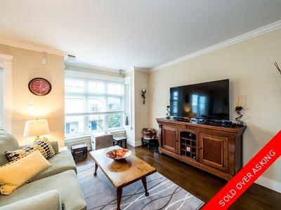 Lower Lonsdale Townhouse for sale: St. Andrew's place 3 bedroom 1,861 sq.ft. (Listed 2017-04-06)